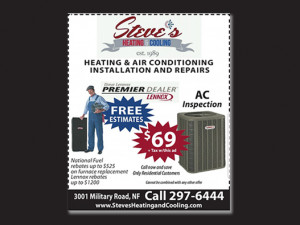 Steve S Heating And Cooling Heating And Cooling Services Niagara